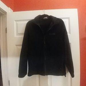 Columbia Small Women's Fleece Jacket Black